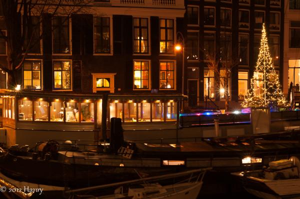 Verdatiert avond amsterdam