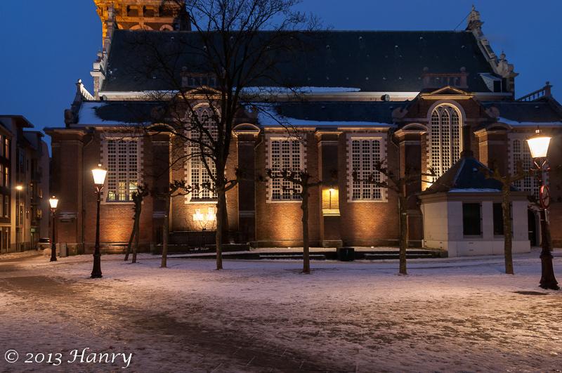amsterdam zuiderkerk avond evening