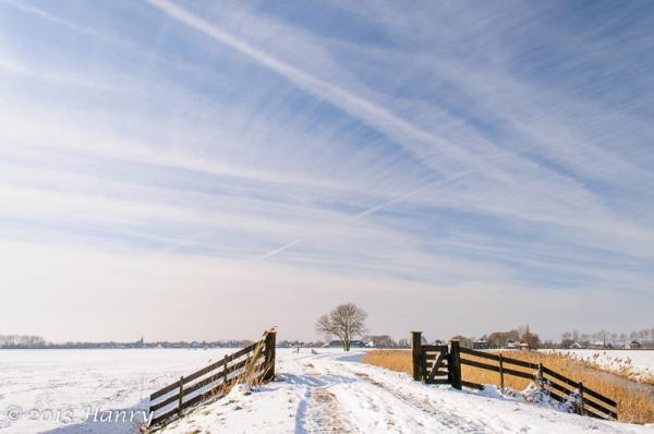 sneeuw kwakelpad hensbroek snow