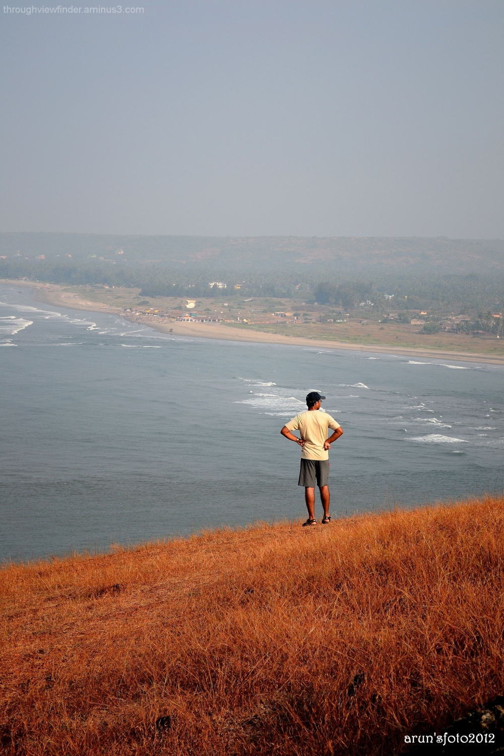 view of goa in india