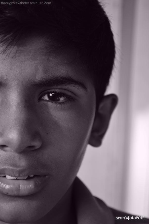 a indian boy