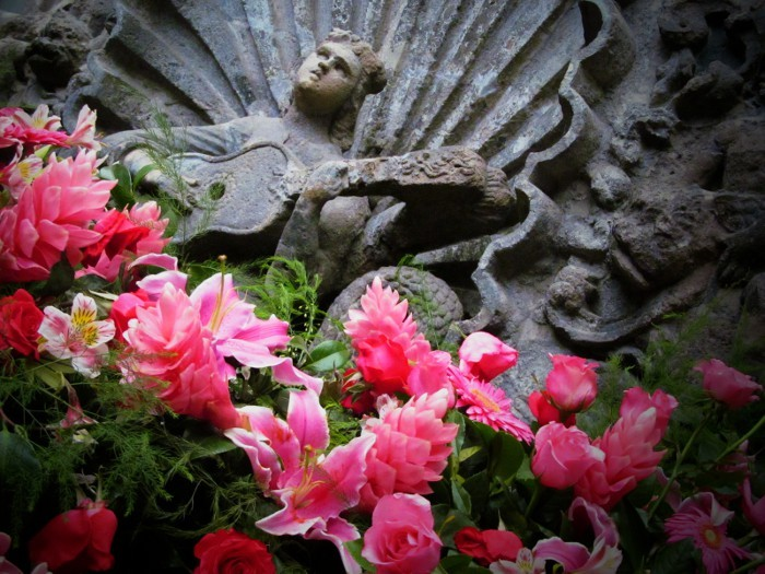 la nereida del museo de la ciudad de mexico
