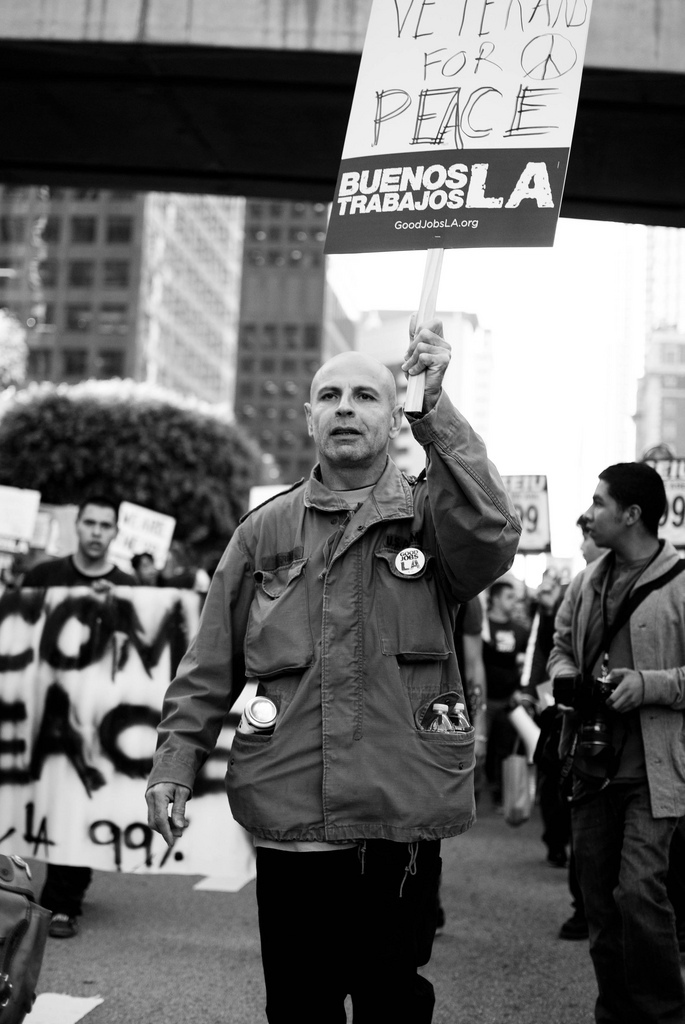 Occupy los angeles #N17