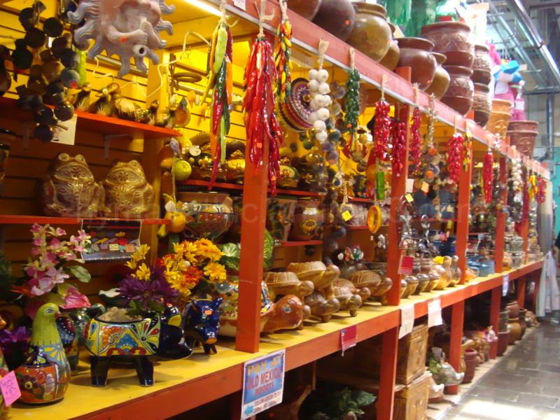 El Mercado!