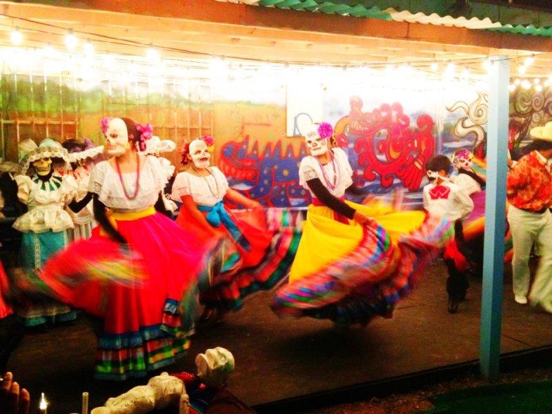Dia de los Muertos, Guadalupe Theater
