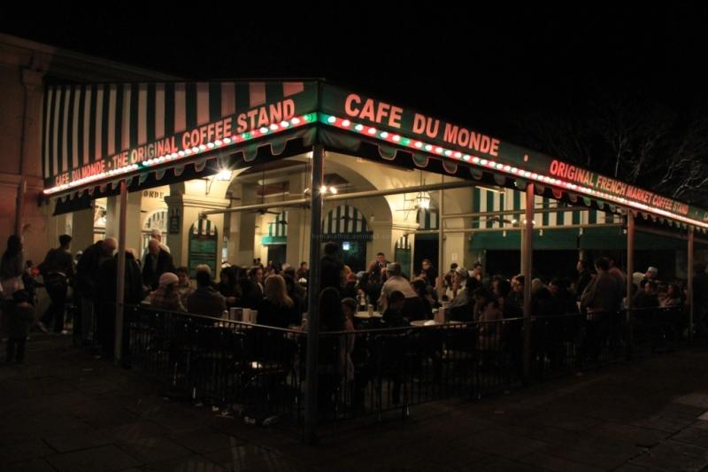 Cafe Du Monde, NOLA
