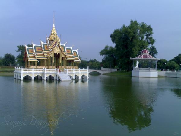Bang Pa - In Palace, Bangkok