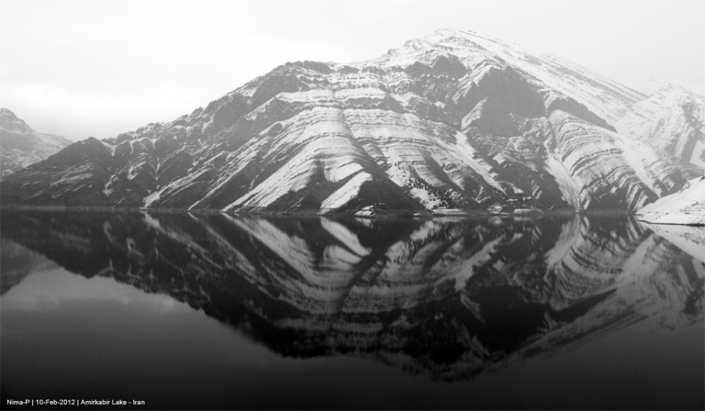 Amirkabir Lake