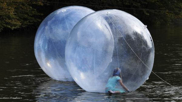 Autre monde ... autre bulle