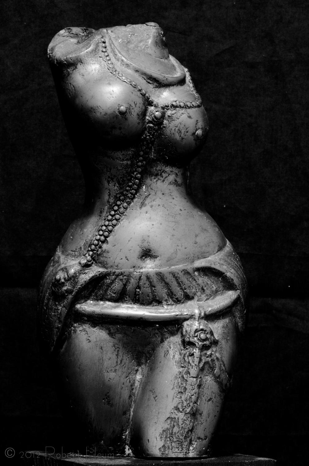 Sculpture by Kewal Soni
