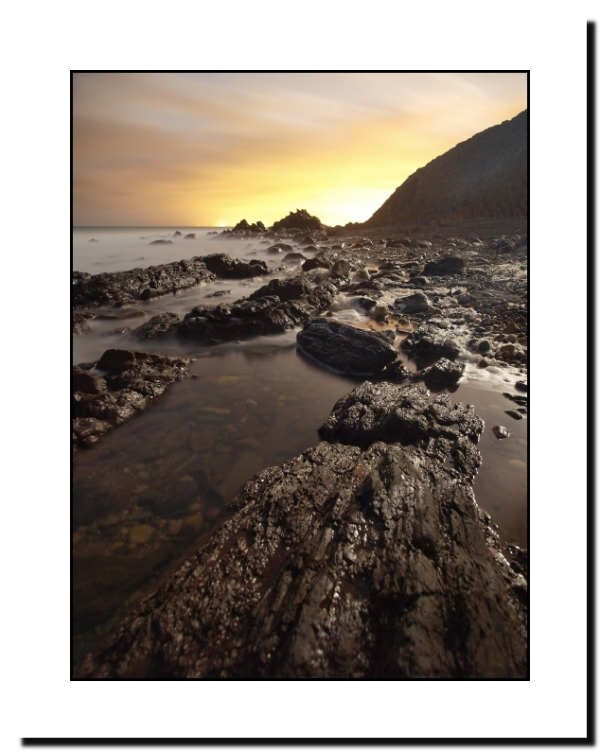 The rocks at Hallet Cove