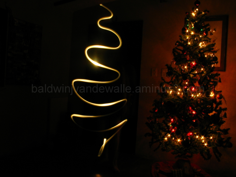 Light drawing...