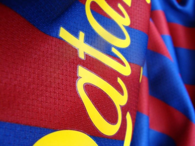 14- Visça Barça