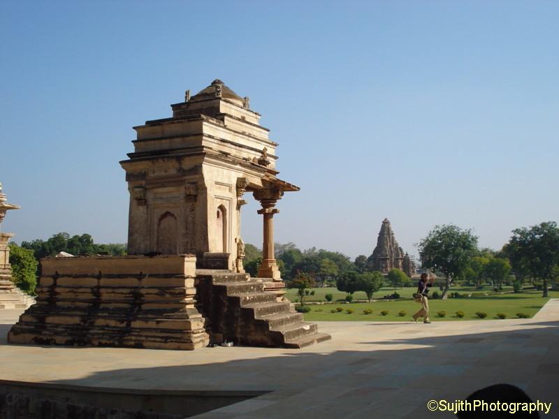 Lakshmana Temple,Khajuraho,Panoramic view