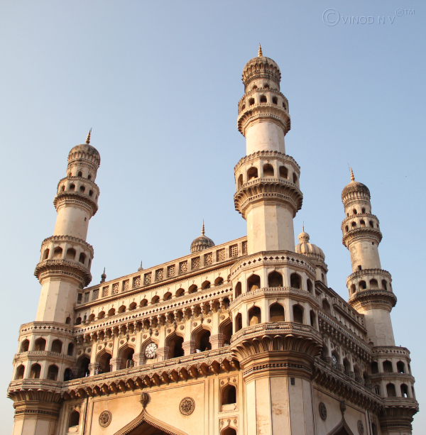 Charminar - The Four Towers