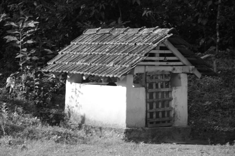 Small Hanuman Temple at Kanoor