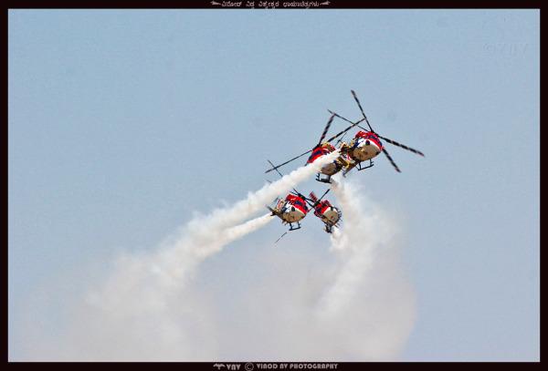 Acrobatics at its best - Sarang - 1
