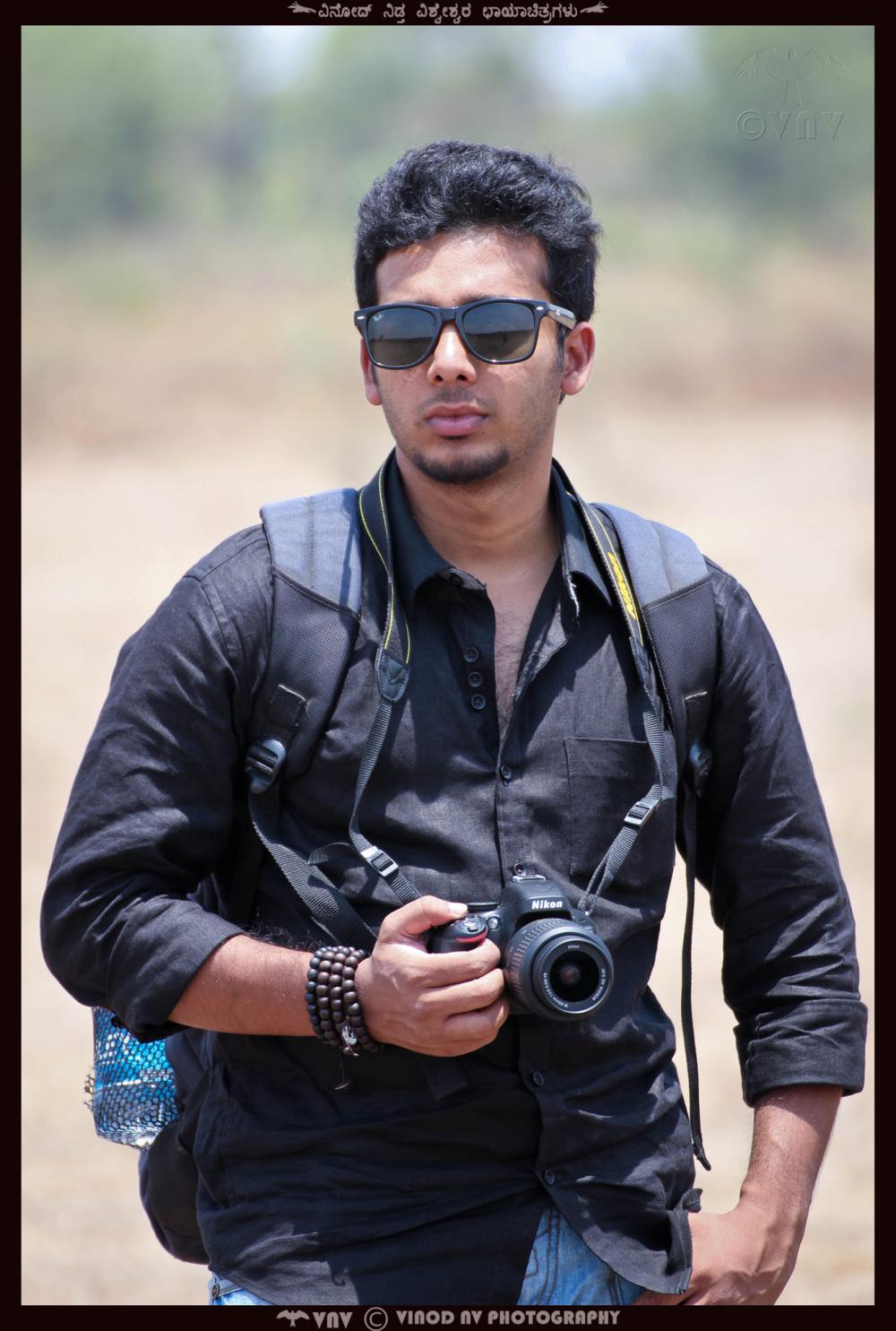 Portrait of a Photographer...