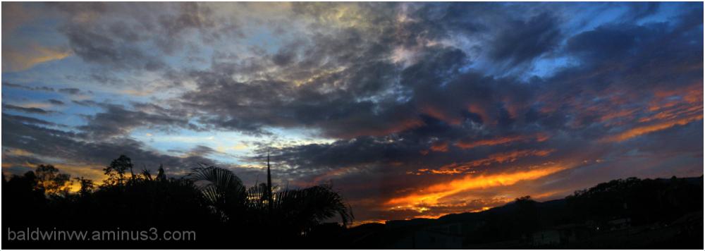 Bejuma's skies ...
