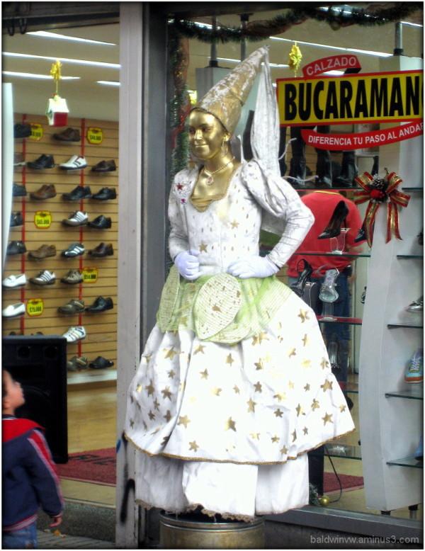 Gilded fairy ...