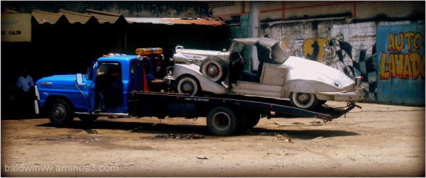 Franken-car  ...