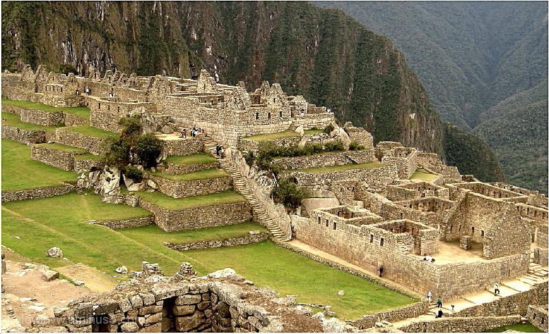 Machu Picchu 1/3