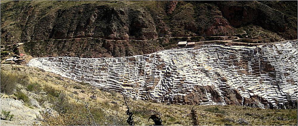 Maras :  salt mines ...