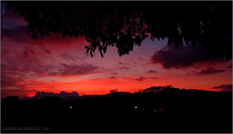 Red twilight ...