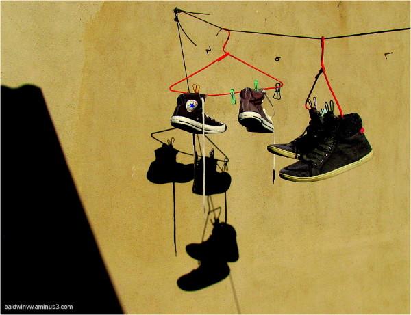 Four pairs ...