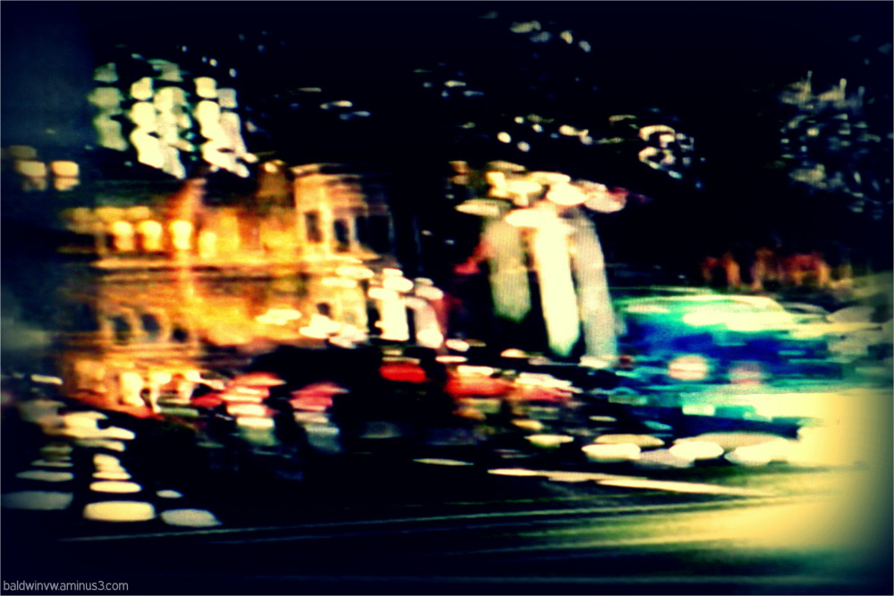 City ghosts ...