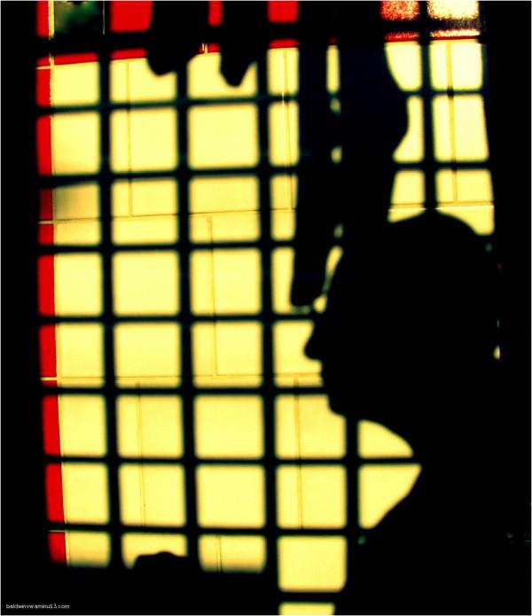 To live behind bars ... socks !!!