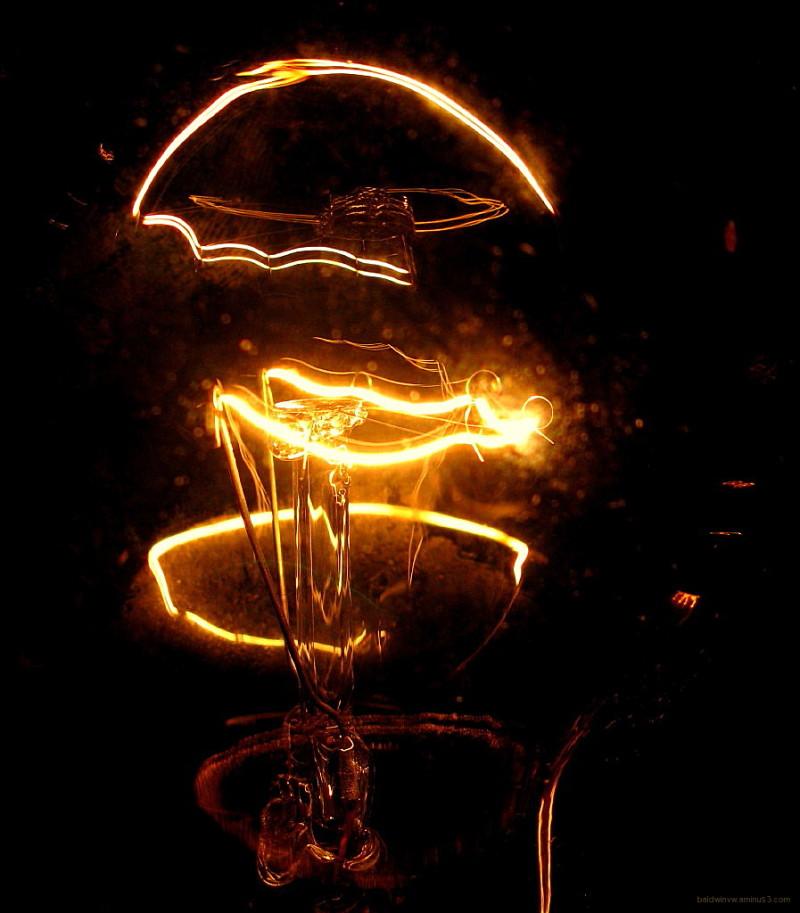 Dancing lights ...