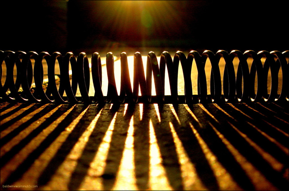 In the heat of the light  (2) ...