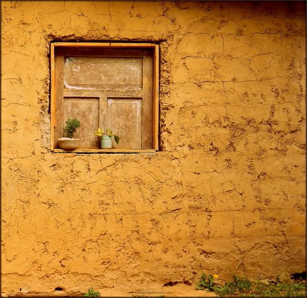 Simply a window ...