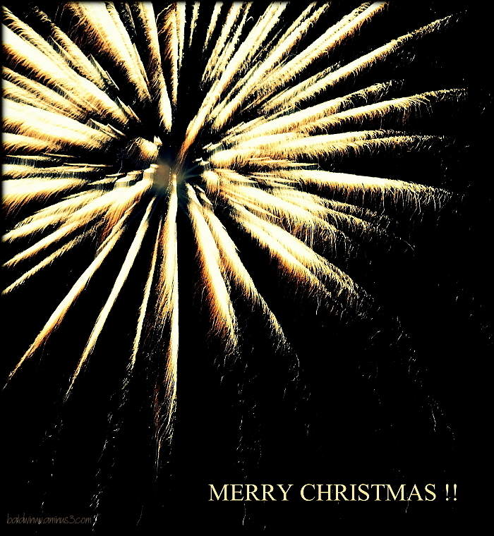 A burst of good wishes to all !!!