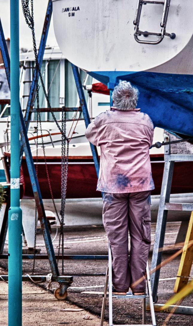 Saint Malo,bateau