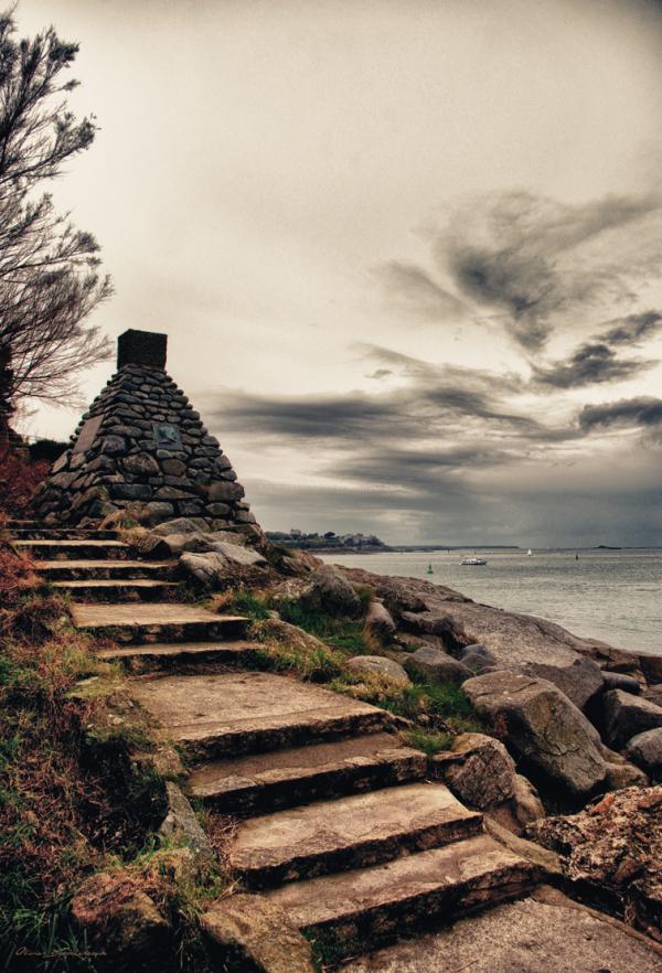 Saint Malo,mer