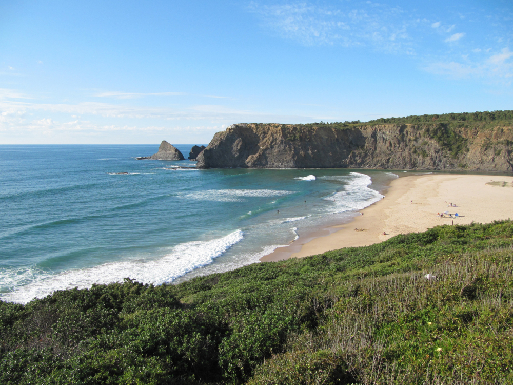 Another surf beach
