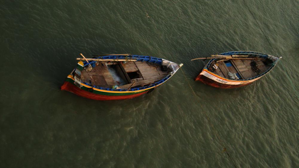 Romantic boats