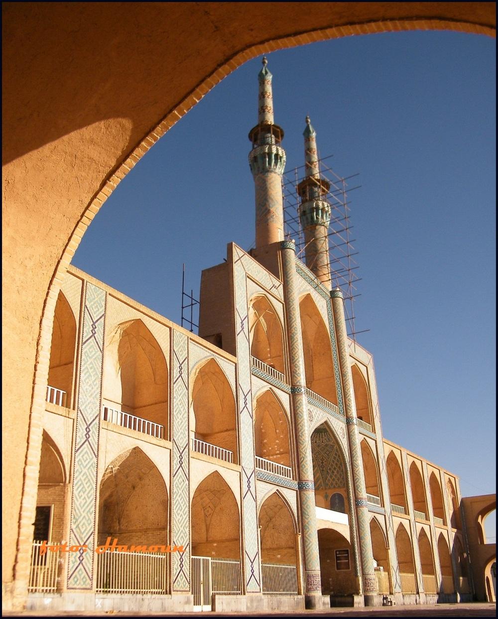 میدان امیر چخماق - یزد - ایران