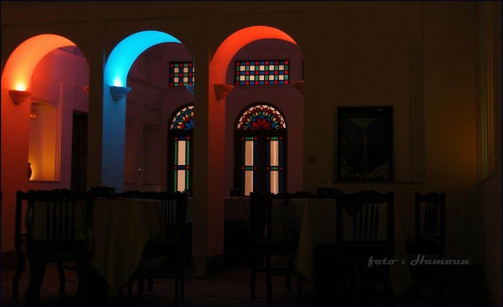 Iran Yazd Hotel Laleh