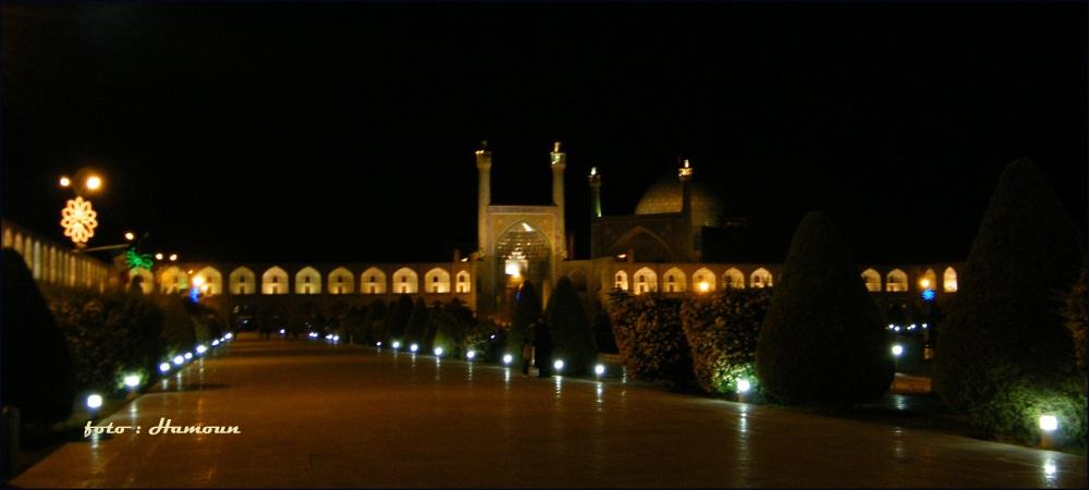 میدان نقش جهان اصفهان ایران
