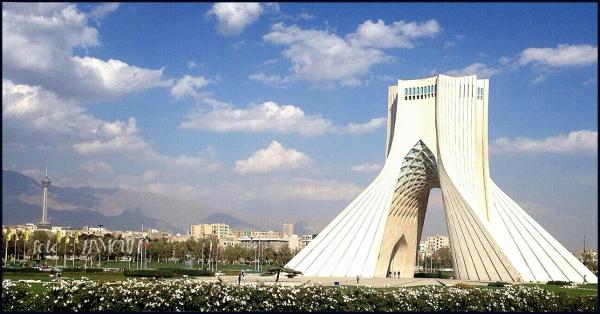 میدان شهیاد ( آزادی) تهران  Tehran Iran