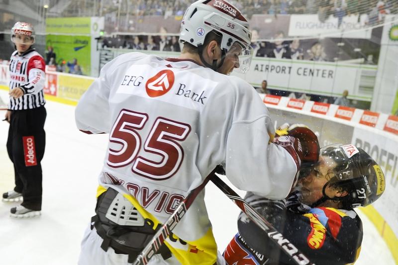 Roman Wick Kloten Flyers