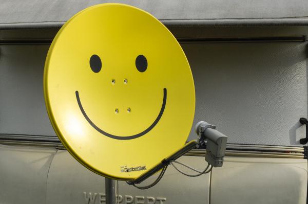 Smile Parqbolspiegel