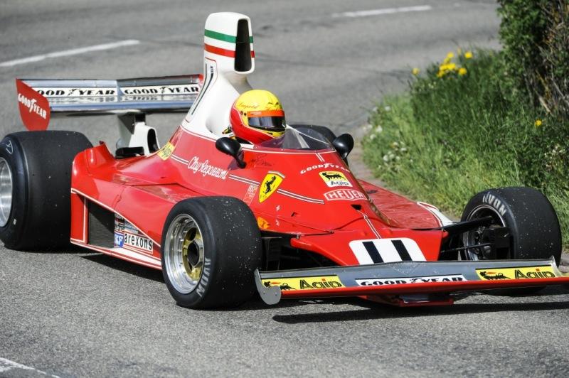 Ferrari 312 T Clay Regazzoni Sport Amp Recreation Photos