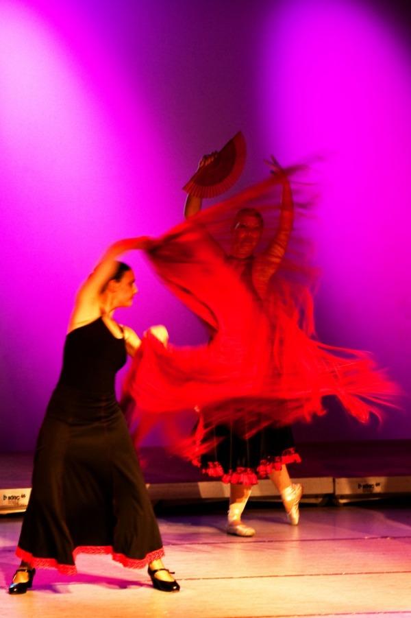 Flamenco Tänzerinnen