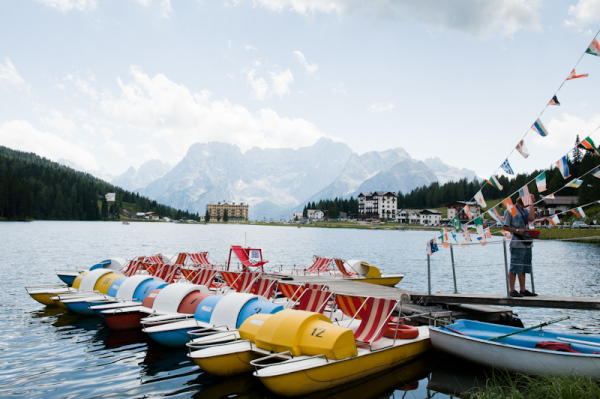 Brennersee, Lago die Brennero