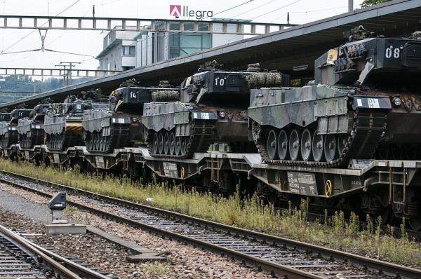 Panzer Kolonne
