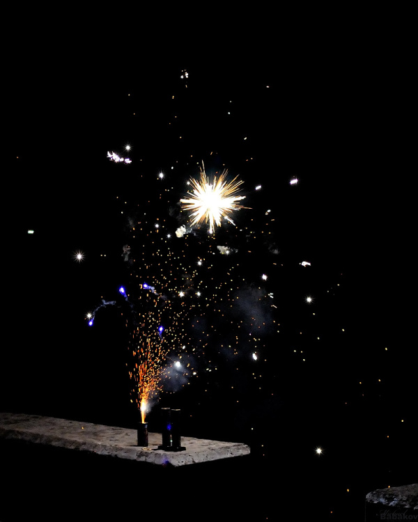 Small fireworks
